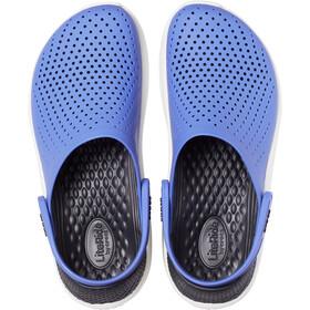 Crocs LiteRide Clogs zoccoli, lapis/black